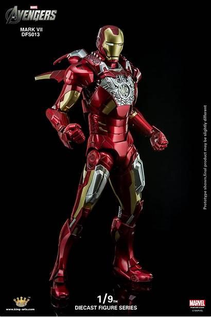 Iron Mark King Arts Figure Diecast Series