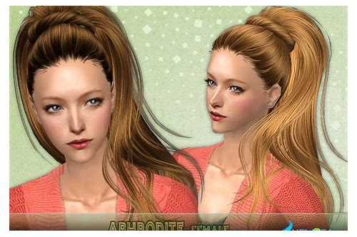 the sims 2 download free hair