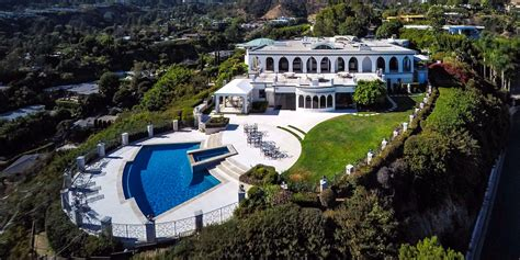 trousdale estates  incredible mansion asks  million business insider