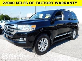 toyota land cruiser prices incentives dealers