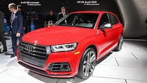 Audi Sq5 2018 : 2018 audi sq5 swaps supercharger for a turbo in detroit ~ Nature-et-papiers.com Idées de Décoration