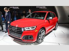 2018 Audi SQ5 swaps supercharger for a turbo in Detroit