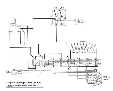 1996 Club Car Golf Cart Wiring Diagram 36 Volt by Ez Go 36 Volt Electric Golf Cart Wiring Diagram Wiring