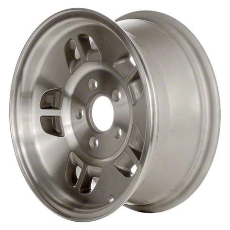 ford ranger wheel size