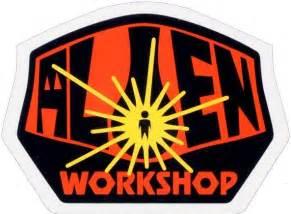 Rob Dyrdek Alien Workshop Deck by 8awsk8rs Brands
