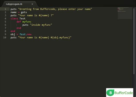 ruby programming language tutorial step learning prerequisites