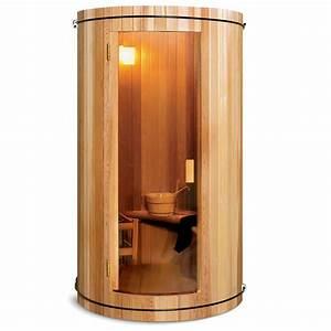 1 Mann Sauna : the two person home sauna hammacher schlemmer ~ Articles-book.com Haus und Dekorationen