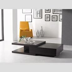 Wenge Color Contemporary Coffee Table Grand Prairie Texas