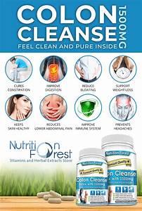 Colon Cleanse Pills