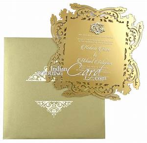 online marriage invitation marriage invitation text print With laser cut wedding invitations online india