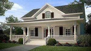 American Country House Design Creative Home Design