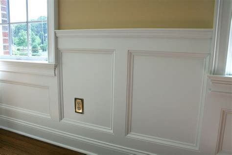 How To Install Raised Panel Wainscoting by Styles Of Wainscoting Elizabeth Bixler Designs