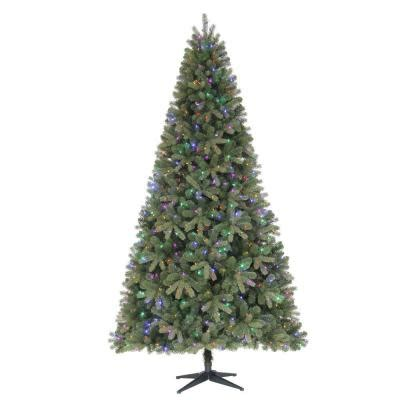 martha stewart faux christmas tree martha stewart living 9 ft wimberly spruce set