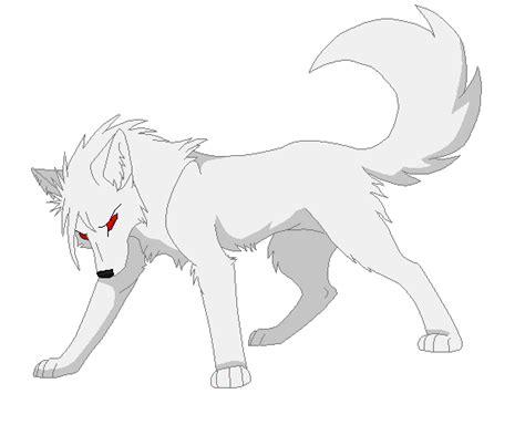 Gallery Anime Wolf Sleeping