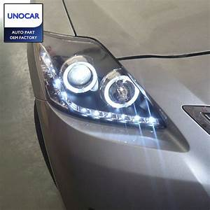 Auto Car Styling For Toyota Vios Led Headlights For Yaris