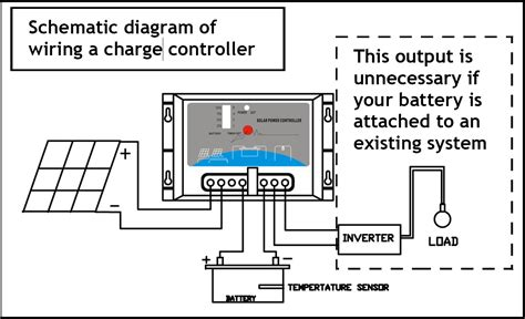 Solar Charge Controller Wiring Diagram by 4 Best Images Of Boat Charging System Wiring Diagram