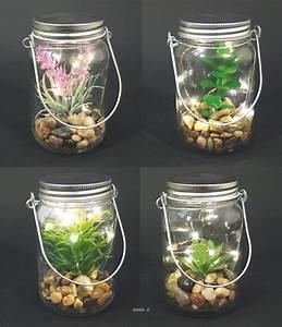 Plante Grasse Artificielle : plante grasse artificielle cactee en pot de verre et ~ Teatrodelosmanantiales.com Idées de Décoration
