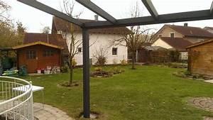 Berdachung polykarbonat bei m nchen weterra terrassend cher for Terrassenüberdachung münchen