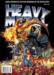 Heavy Metal Magazine Wallpaper - WallpaperSafari
