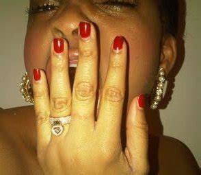q of the day what finger is the right one to wear an engagement ring