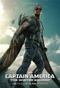 Captain America: The Winter Soldier DVD Release Date ...