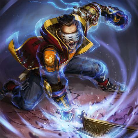 Mana Warrior - Official Breach Wiki