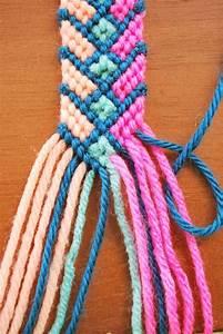 Diy  The Crazy Complicated Friendship Bracelet