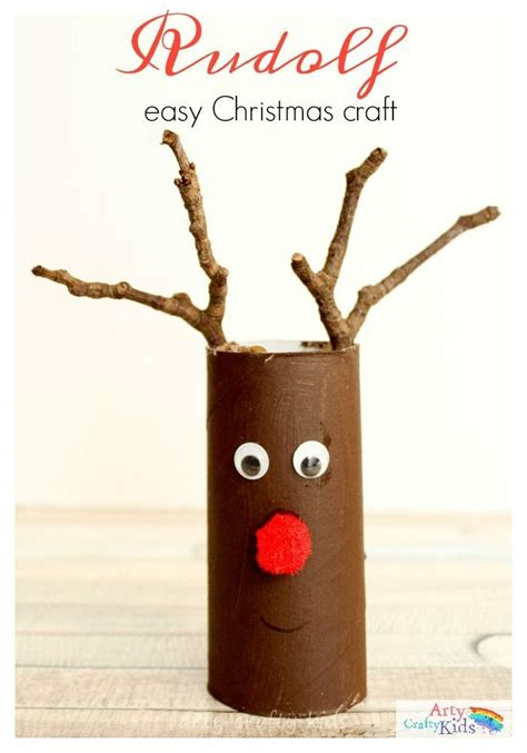 Christmas Crafts For Toddlers And Preschoolers Homeminecraft