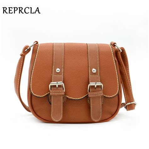 designer saddle bags fashion belt messenger bags pu leather