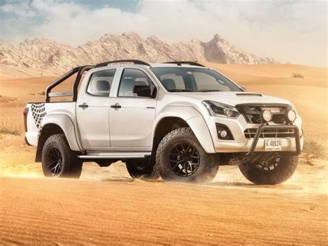 Arctic Trucks Isuzu D-max At35 Officially On Sale In Uae