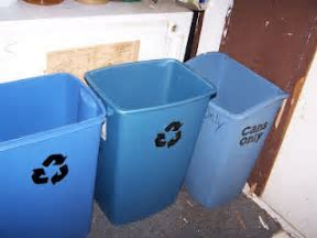 Ideas For Home Recycling Bin And Containers: Where To