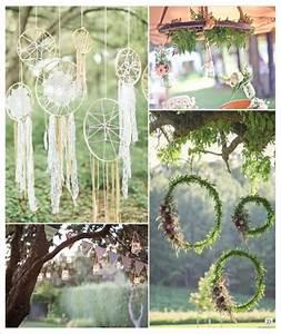 Mariage Theme Champetre : decoration mariage boheme ~ Melissatoandfro.com Idées de Décoration
