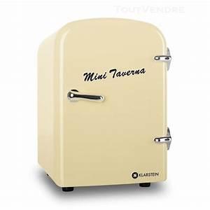 Frigo Allume Cigare : mini frigo 4l klarstein bella taverna refrigerateur ~ Premium-room.com Idées de Décoration