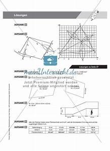 Trapez Seite Berechnen : aufgaben und beispiele zur berechnung des fl cheninhalts von parallelogramm dreieck und trapez ~ Themetempest.com Abrechnung