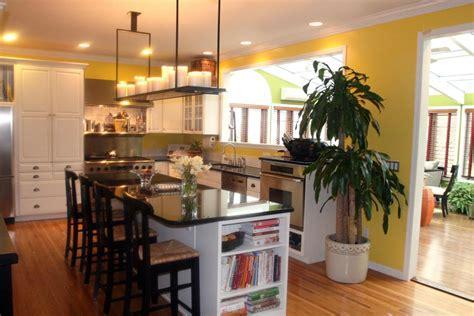 glass kitchen cabinet colorful kitchen designs hgtv 1229