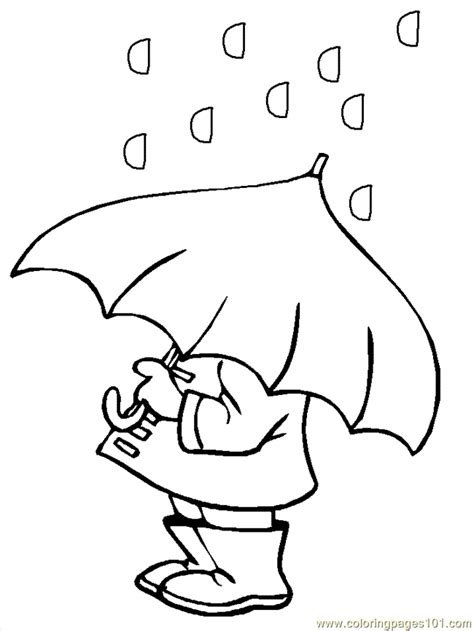 Coloring Weather by Weather 5 Coloring Page Free Seasons Coloring Pages