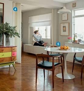 Kleine Wohnung Ideen : einrichtungsideen wie man eine kleine wohnung breiter aussehen l sst ~ Markanthonyermac.com Haus und Dekorationen