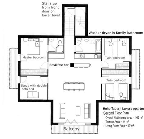 Triplex Floor Plans Table Of Elements P