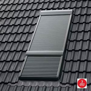 Velux Dachfenster Rollo : velux elektro aussen rollladen smg 0000 integra ~ Watch28wear.com Haus und Dekorationen
