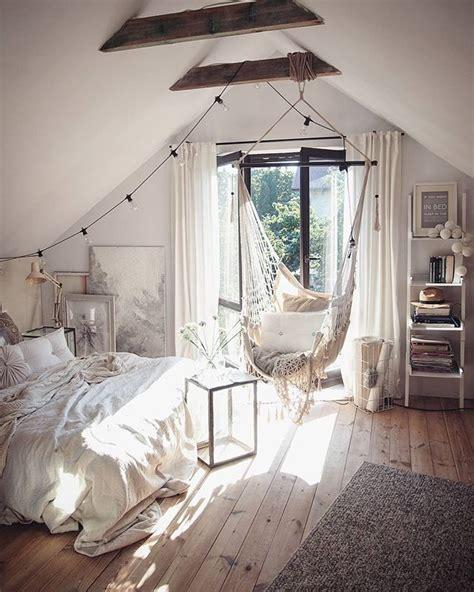 hammock  bedroom ideas  pinterest