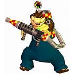 Crash Dingodile Bandicoot Twinsanity Villains Wikia Fandom