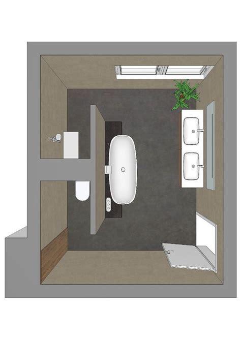 fenster mit automatischer lüftung badezimmerplanung mit t l 246 sung bad und wc grundrisse wohnideen und b 228 der