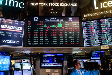 New york small businesses with 100 or fewer employees. Stock market suffers worst year since 2008 financial ...