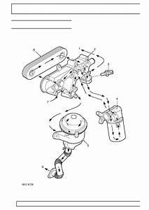 Land Rover Workshop Manuals  U0026gt  Td5 Defender  U0026gt  Engine  U0026gt  Oil Cooler    Filter Flow  Thermostat Open