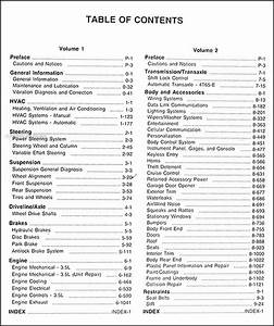2002 Oldsmobile Intrigue Repair Shop Manual Original 2