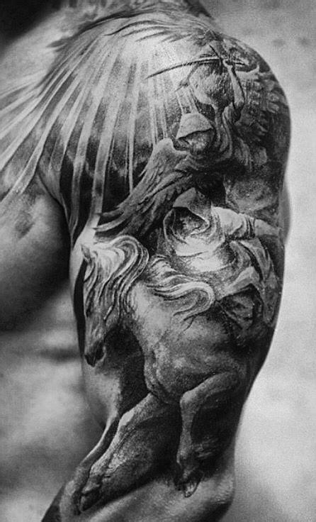 Shoulder tattoo | Mens shoulder tattoo, Shoulder tattoo
