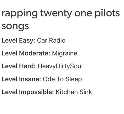 twenty one pilots kitchen sink meaning 127 best images about twenty one pilots on 9500