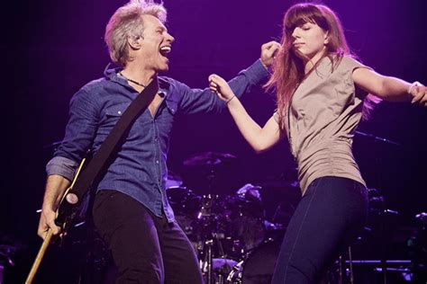 Bon Jovi Icon Award Iheartradio Music Awards