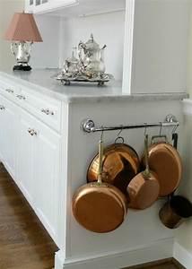 Rangement Ustensile Cuisine : le rangement mural comment organiser bien la cuisine ~ Melissatoandfro.com Idées de Décoration