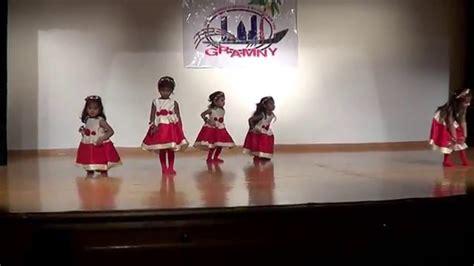 vish prasad tiny tots dance performance 2015 gramny
